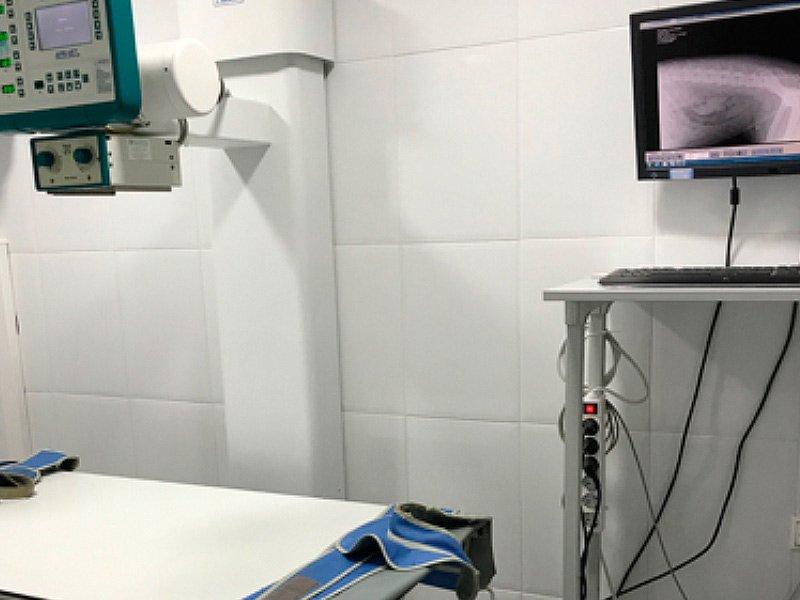 Clínicas Veterpet servicios de radiología y ecografía